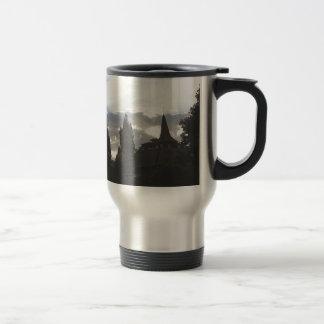 Sunset Church Travel Mug