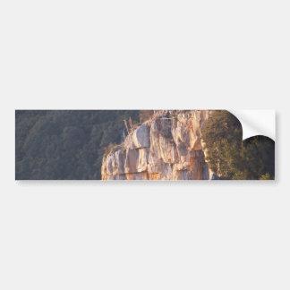 Sunset Cliff Bumper Sticker