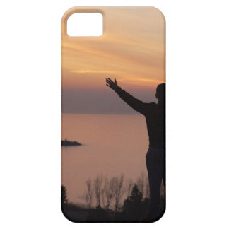 Sunset Cliff iPhone 5 Cases