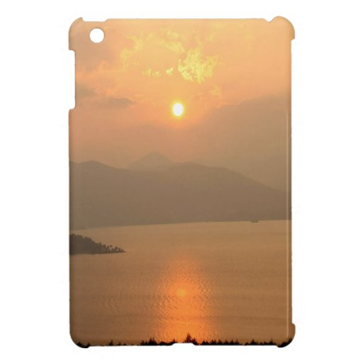 Sunset Closing Time Case For The iPad Mini