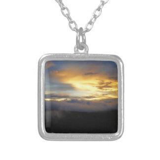 Sunset clouds at God's Window Pendants