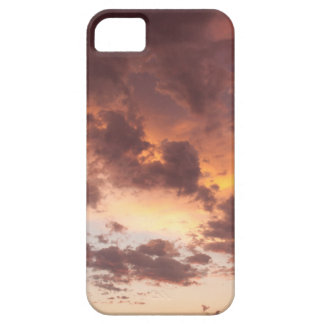 Sunset Clouds iPhone 5 Covers