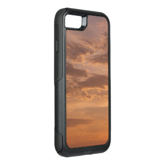 Sunset Clouds IV Pastel Abstract Nature Photograph OtterBox Commuter iPhone 8/7 Case