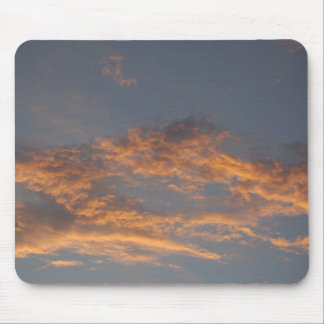 Sunset Clouds Mouse Pad