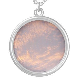 Sunset Clouds Necklace