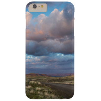 Sunset Clouds Over Gravel Zumwalt Prairie Road Barely There iPhone 6 Plus Case