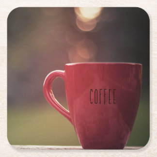 Sunset Coffee Coasters
