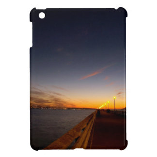 Sunset Cool Midnight City Bay Cover For The iPad Mini