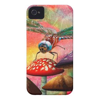 SUNSET DRAGON iPhone 4 CASE