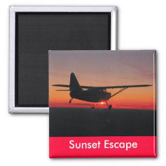 Sunset Escape Magnet