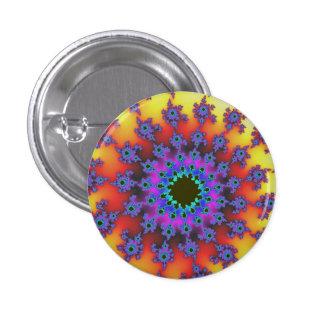 Sunset Eye Small Round Button