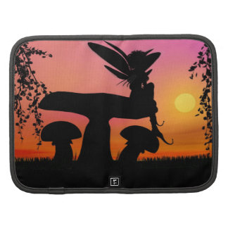 Sunset fairy  Folio Smartphone Organizer