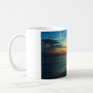Sunset Florida Beach Coffee Mug