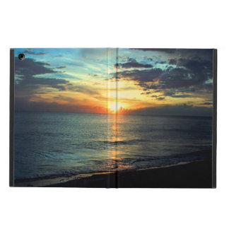 Sunset Florida Beach iPad Air Cases