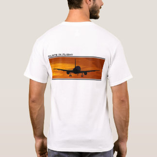 Sunset Flying T-Shirt