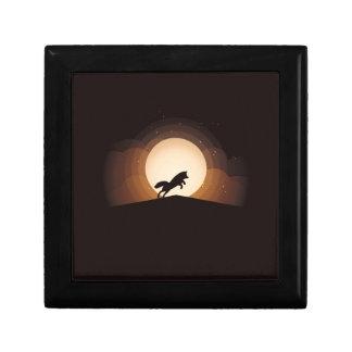 Sunset Fox Gift Box