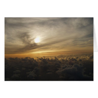 Sunset from Maui Skies Card