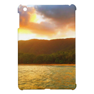 Sunset from Palm Cove Jetty iPad Mini Covers