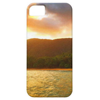 Sunset from Palm Cove Jetty iPhone 5 Case