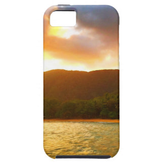 Sunset from Palm Cove Jetty iPhone 5 Covers