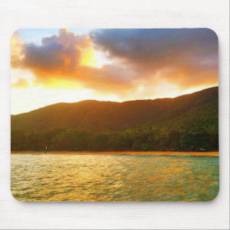 Sunset from Palm Cove Jetty Mouse Pad