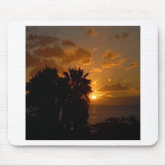 Sunset Glory Days Mousepad