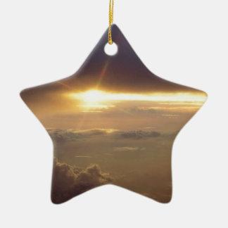 Sunset Guiding Light Ornament