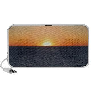 Sunset Gulf Notebook Speakers