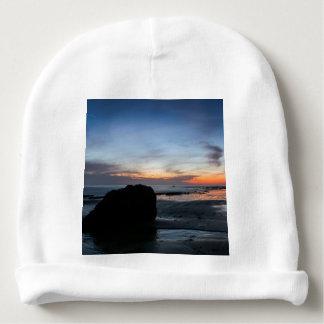 Sunset Handry's Beach Baby Beanie