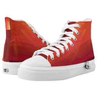 Sunset - HiTops High Tops