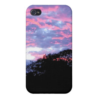Sunset i iPhone 4/4S cases