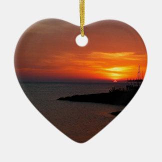Sunset Ibiza Ornaments
