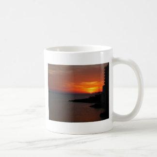 Sunset Ibiza Coffee Mug
