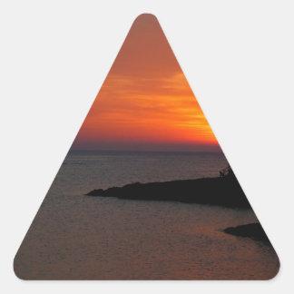 Sunset Ibiza Stickers
