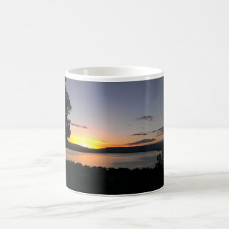 Sunset in Abiquiu New Mexico Coffee Mug