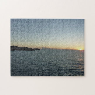 Sunset in Antigua II Seascape Photography Puzzles