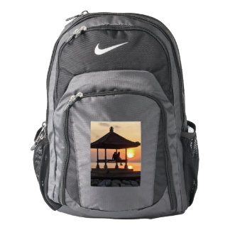 Sunset in Bali Backpack
