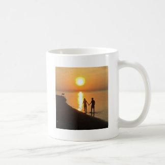Sunset in Bali Coffee Mug
