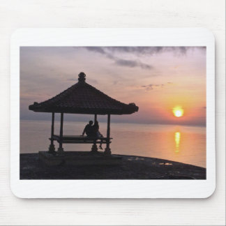 Sunset in Bali Mouse Pad