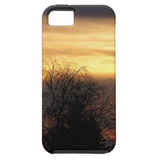 Sunset in Bavaria iPhone 5 Case