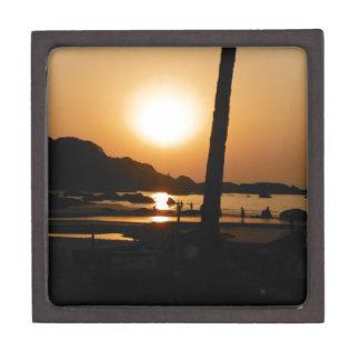 Sunset in Goa Premium Jewelry Box