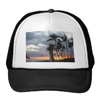 Sunset in Hawaii Cap