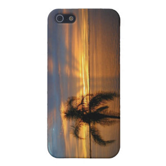 Sunset in Paradise Covers For iPhone 5