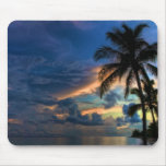 Sunset in Paradise Mousepads