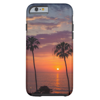 Sunset In San Diego Tough iPhone 6 Case