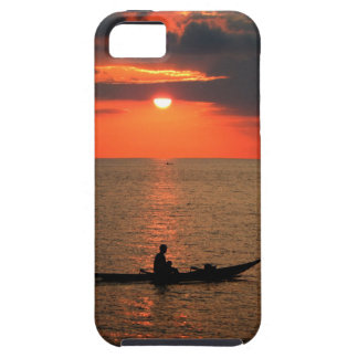 Sunset in Sausapor iPhone 5 Case