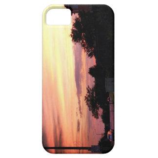 Sunset in Suburbia iPhone 5 Cases