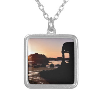 Sunset in the beach of Ploumanac h Jewelry