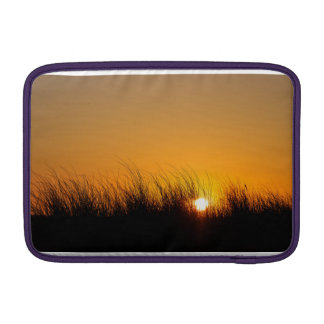 Sunset in the dunes sleeve for MacBook air
