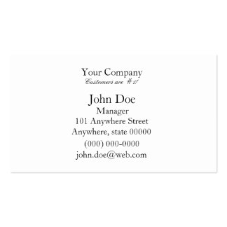 Sunset in the Mountains Customizable Business Card